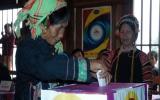 Năm 2011: Bầu cử đại biểu Quốc hội và HĐND cùng một ngày