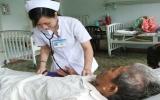 Hội thi Điều dưỡng - hộ sinh giỏi, giao tiếp tốt: Cơ hội nâng cao kỹ năng nghề nghiệp