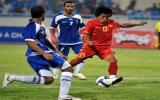 Khai mạc cúp bóng đá 1.000 năm Thăng Long - Hà Nội: Thắng dễ cho tuyển Việt Nam