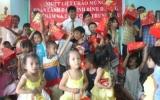 Tặng 600 phần quà trung thu cho trẻ em có hoàn cảnh đặc biệt khó khăn