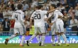 Hạ gục Espanyol, Real vươn lên đầu bảng