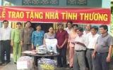 Công ty Thương mại Xuất nhập khẩu Thanh Lễ : Trao tặng nhà tình thương tại Dầu Tiếng
