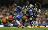 Chelsea bị loại ngay vòng 3 Cup Liên đoàn Anh