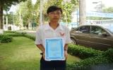 Đào Văn Phong: Học toán là niềm đam mê