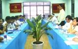 Ủy ban Hội LHTN tỉnh Bình Dương và Bình Phước: Trao đổi kinh nghiệm công tác phát triển tổ chức hội