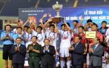 Bắc Triều Tiên đoạt Cup 1000 năm Thăng Long