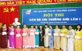 Hội Liên hiệp phụ nữ tỉnh: Tổ chức hội thi cán bộ chi trưởng giỏi lần I-2010
