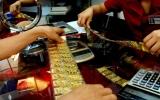 Giá vàng tăng từng giờ, vượt 30,7 triệu đồng