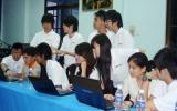 Sinh viên Singapore tham gia các hoạt động xã hội tại Bình Dương