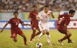 U23 Việt Nam bị cầm chân trước U23 Singapore