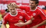 Mainz toàn thắng ở Bundesliga