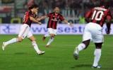 Pirlo giúp Milan thắng trên sân khách