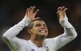 Ronaldo lập cú đúp, Real đại thắng Deportivo