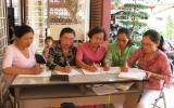Hội liên hiệp phụ nữ phường Phú Hòa: Thành lập Câu lạc bộ Phụ nữ thực hiện an toàn giao thông