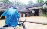 Mưa lũ miền Trung: Nguy cơ vỡ đập thủy điện
