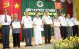 Thị trấn Tân Phước Khánh (Tân Uyên): Mừng thọ 120 cụ cao tuổi