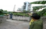 Dân bị quây kín trong vòng ô nhiễm
