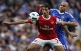 Chelsea trả giá cho chiến thắng trước Arsenal