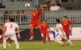 U23 Việt Nam gặp khó ở vòng bảng ASIAD 16