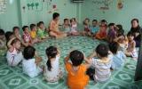 Thực hiện quy định trường mầm non nhận trẻ 3 tháng tuổi: Vui ít... lo nhiều