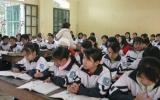 Bộ GD-ĐT thanh tra lạm thu đầu năm học