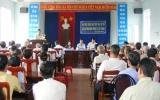Cử tri Thuận An bức xúc nhiều vấn đề về dân sinh