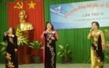 Liên hoan Tiếng hát phụ nữ tỉnh Bình Dương lần thứ III: Cất cao tiếng hát tự hào truyền thống phụ nữ qua các thời kỳ