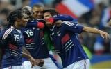 Pháp nhọc nhằn vượt qua Romania