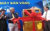 Ra mắt máy ATM bán vàng đầu tiên
