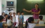 Trường dạy bán trú cho học sinh bậc tiểu học: Cung vẫn chưa đáp ứng cầu