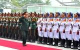 Gần 20 bộ trưởng Quốc phòng đối thoại về an ninh
