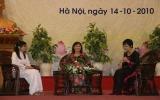 Tôn vinh 141 nữ GS, PGS được bổ nhiệm năm 2010