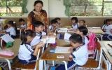 Dạy và học ở một ngôi trường đạt tiêu chuẩn chất lượng giáo dục