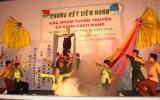 Chung kết Liên hoan Tuyên truyền ca khúc cách mạng huyện Phú Giáo