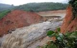 Hà Tĩnh: Vỡ đập thủy lợi, hàng trăm hộ dân hoảng loạn