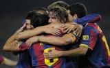 Barca cho Valencia nếm mùi thất bại