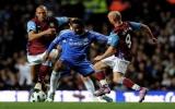 Chelsea lỡ cơ hội củng cố ngôi đầu bảng