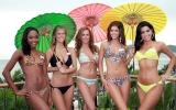 HHTG 2010 hoãn thi Hoa hậu Bãi biển vì... mưa!