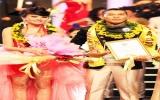 Ngọc Thạch và Ngọc Tình - giải vàng Siêu mẫu 2010