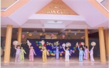 Trường mầm non Hoa Cúc 1 (Thuận An): Ngôi nhà hạnh phúc của trẻ thơ