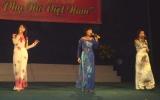 Chương trình ca nhạc: Bài ca Phụ nữ Việt Nam