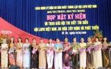 Họp mặt kỷ niệm 80 năm Ngày thành lập Hội LHPN Việt Nam
