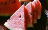 Dưa hấu giúp giảm nguy cơ tim mạch