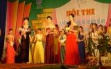 Chung kết Hội thi Duyên dáng Phụ nữ huyện Dĩ An lần thứ II năm 2010