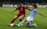 Liverpool chia điểm Napoli trong trận cầu nhạt