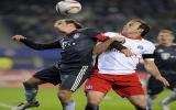 Bayern chia điểm trên sân Hamburger SV
