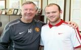 Rooney nhận 'lương khủng', ở lại MU thêm 5 năm