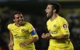 Hạ gục Atletico, Villarreal vươn lên ngôi nhì bảng