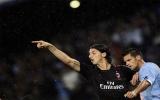 Robinho và Ibrahimovic giúp Milan thăng hoa