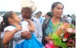 9 ngư dân kẹt ở Hoàng Sa trùng phùng gia đình
